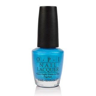 OPI Teal the Cows Come Home 0.5-ounce Nail Polish