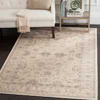 Safavieh Vintage Oriental Cream Distressed Rug - 5'1 x 7'7