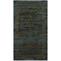 Safavieh Serenity Turquoise/ Gold Rug - 2'3 x 3'9