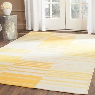 Safavieh Handmade Flatweave Kilim Selah Wool Rug
