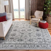 Safavieh Vintage Oriental Cream Distressed Rug (8' x 11')