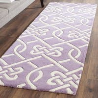 Safavieh Handmade Chatham Francies Modern Wool Rug