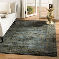 Safavieh Serenity Turquoise/ Gold Rug (3'3 x 5'3)