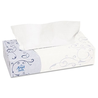 Georgia Pacific Professional Premium White Facial Tissue Flat Box (100 Tissues)
