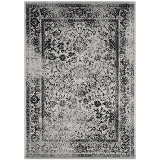 Safavieh Adirondack Dakota Distressed Vintage Boho Oriental Rug (51 x 76 - Grey/Black)