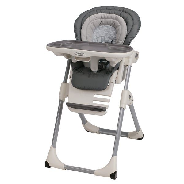 Graco Souffle Highchair In Glacier Free Shipping Today