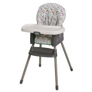 Graco SimpleSwitch Highchair in Lambert
