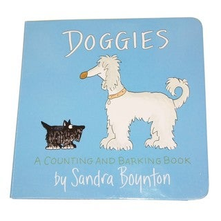 Simon & Schuster Doggies by Sandra Boynton