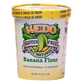 WEDO Gluten Free Banana Flour