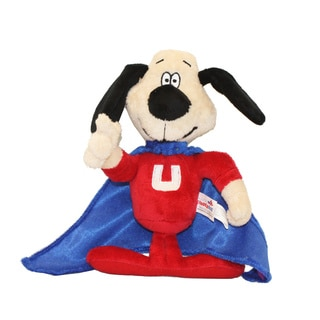 Multipet Underdog Talking Plush Dog Toy