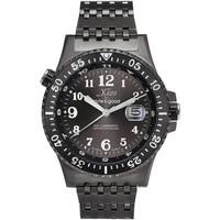 Xezo for Unite4:good Air Commando Men's Limited-Edition Automatic Divers and Pilots Watch