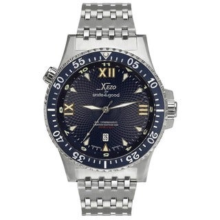 Xezo for Unite4:good Air Commando Men's Limited-Edition Automatic Divers Watch