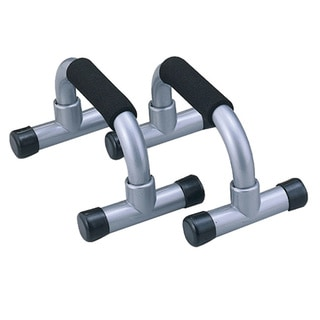 ActionLine KY-74012 Padded Handle Angled Push-up Bars