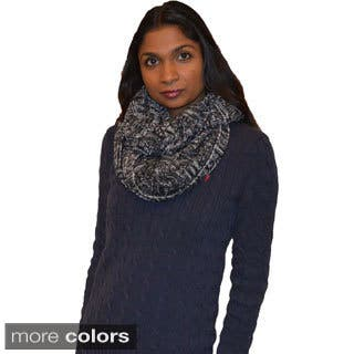 Cozy Knit Infinity Scarf (Option: Gold) https://ak1.ostkcdn.com/images/products/9720873/P16895482.jpg?impolicy=medium