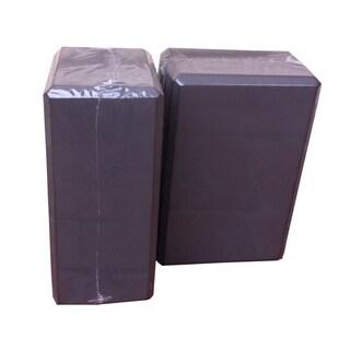 ActionLine KY-79001B 4-inch Yoga Block High-density Brick (Set of 2)