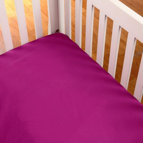 Shop Terrific Tie Dye Crib Sheet Free Shipping On Orders