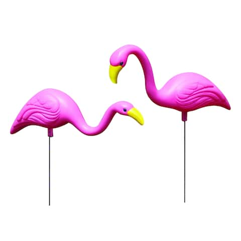Bloem Mini Garden Flamingo (Set of 2)