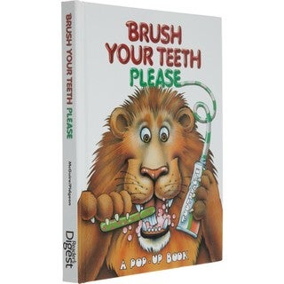 Simon & Schuster Brush Your Teeth, Please by Leslie Mcguire