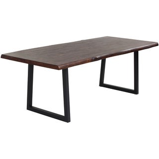 Zenn Sunpan Import Dustin Brown Dining Table