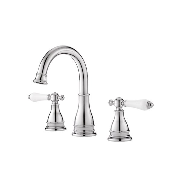 Pfister Sonterra Double Handle Polished Chrome Bathroom Faucet