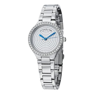 Stuhrling Original Women's Symphony Swiss Quartz Stainless Steel Bracelet Watch