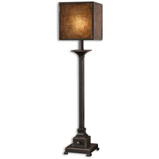 Uttermost Meora 1-light Bronze Buffet Lamp
