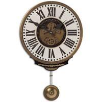 Uttermost Vincenzo Bartolini Cream Wall Clock