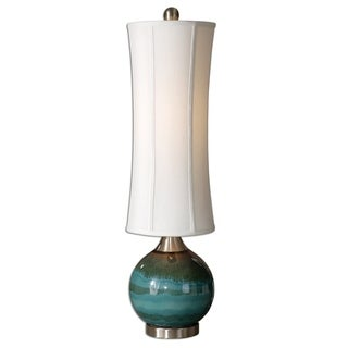 Uttermost Atherton Ceramic Glaze Buffet Lamp