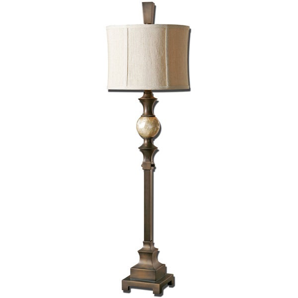 Uttermost Tusciano Bronze Floor Lamp