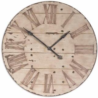 Uttermost Harrington Wall Clock