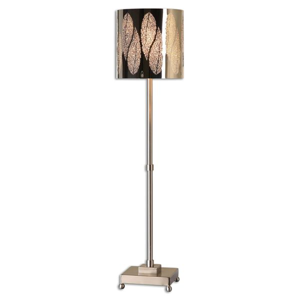 Uttermost Fronda Brushed Nickel Buffet Lamp
