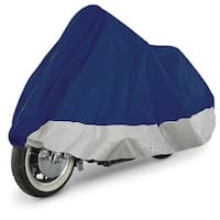 FH Group Polyester Motorcycle Cover for Bikes up to 97 inches