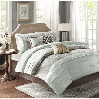 Madison Park Cotswald 7-Piece Comforter Set (3 options available)