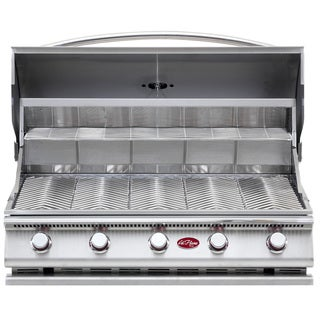 Cal Flame Gourmet Series Built-In 5-Burner Gas BBQ Grill
