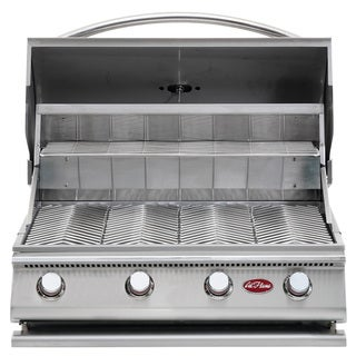 Cal Flame Gourmet Series Built-In 4-Burner Gas BBQ Grill