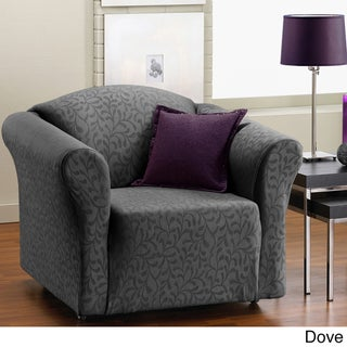 QuickCover Fresca One Piece Stretch Chair Slipcover