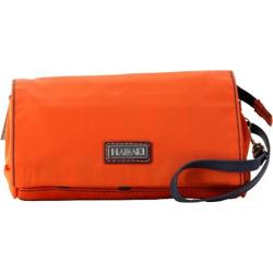 Women's Hadaki by Kalencom Travel Wallet Orange/Navy
