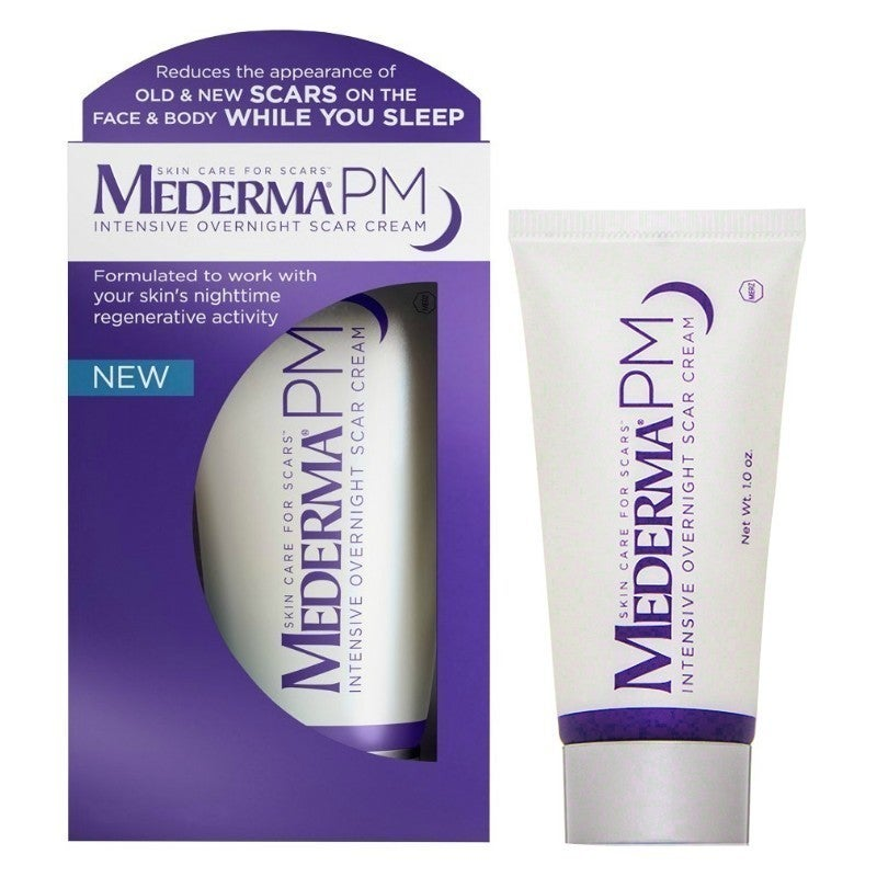 Shop Mederma Pm Intensive Overnight 1 Ounce Scar Cream Overstock