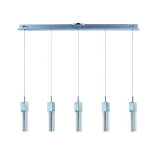 Fizz III 5-light LED Linear Pendant