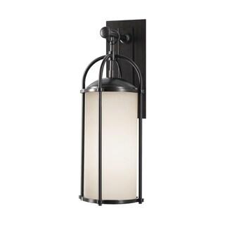 Feiss 1-light Dakota Espresso Wall Lantern