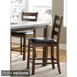 Cascade Nutmeg Wood Dining Chairs (Set of 2)