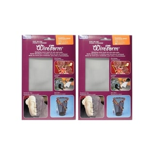 Amaco WireForm Metal Mesh (2 Pack)