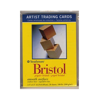 Strathmore Artist Trading Cards (Pack of 6)