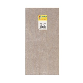 Midwest Thin Birch Plywood - Brown