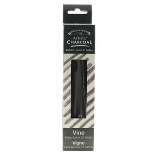 Winsor & Newton Artists' Charcoal (Pack of 2)