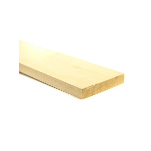 Midwest Basswood Sheets - Tan