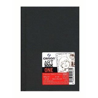 Canson Hardbound Art Book ONE Sketch Books