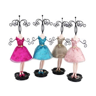 Jacki Design Royal Blossom Mannequin Jewelry Holder