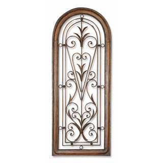 Uttermost Cristy Petite Metal Wall Art