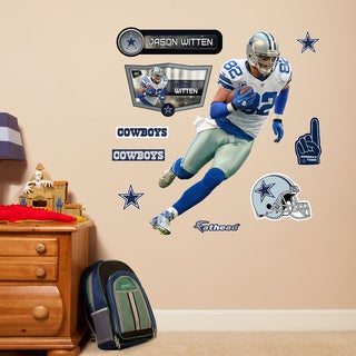 Fathead Jr. Jason Witten/ Dallas Cowboys Vinyl Wall Decals